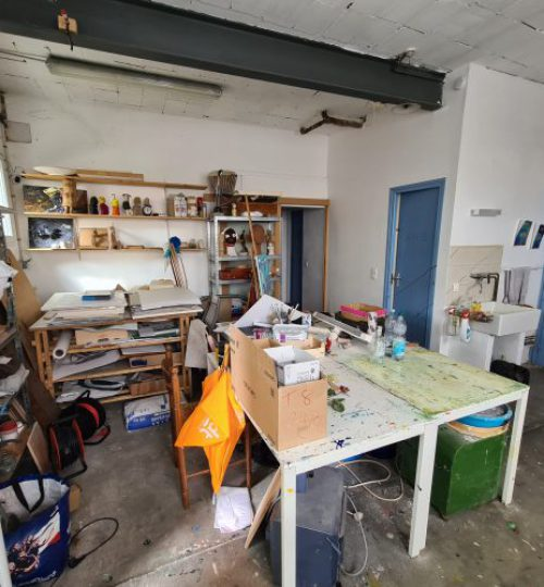 Atelier à Montagnac