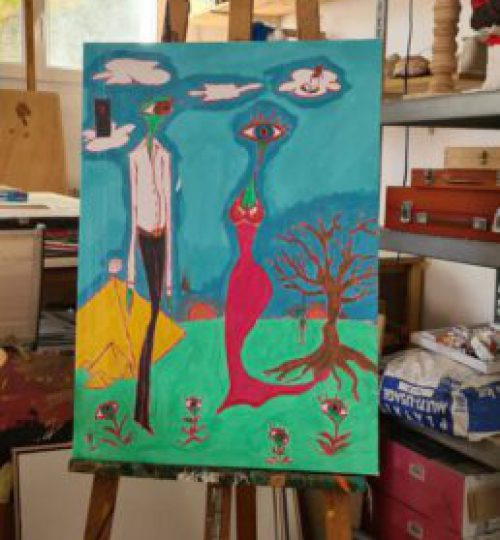 Atelier und Werkstatt in Montagnac